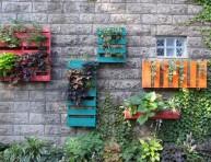 imagen Ideas con palets para tu jardín