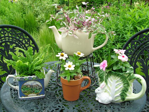 Jardineras económicas 7