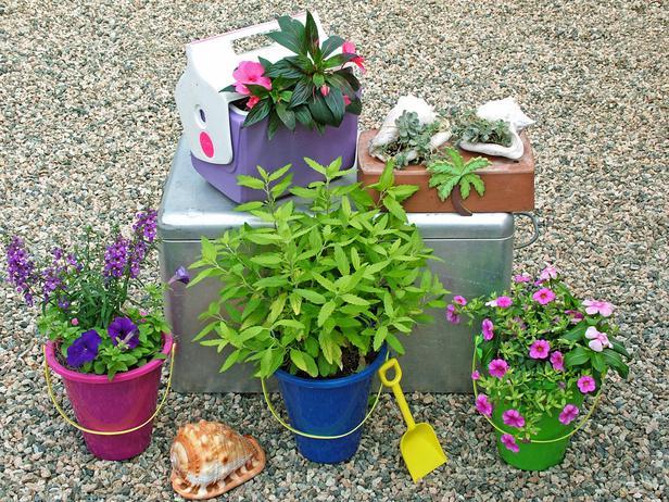 Jardineras económicas 9