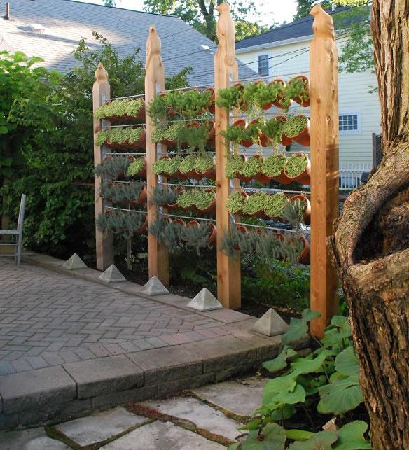 Cómo tener más privacidad en el jardín 2