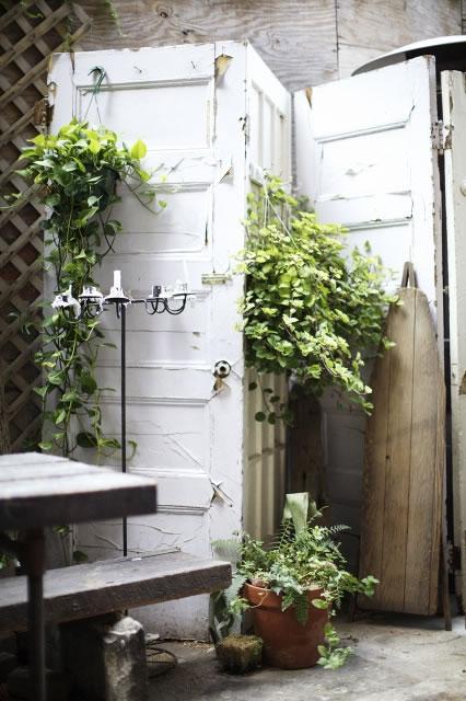 Cómo tener más privacidad en el jardín 5