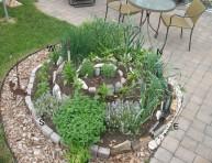 imagen Cómo hacer un jardín en espiral