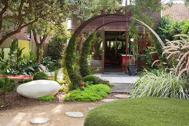 Jardín saludable 2