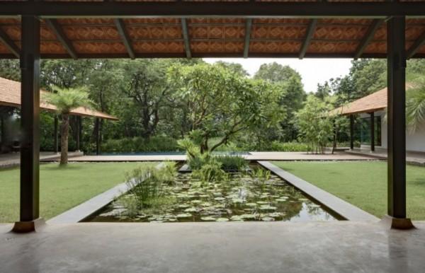10 ideas para un jardín de estilo indio 1