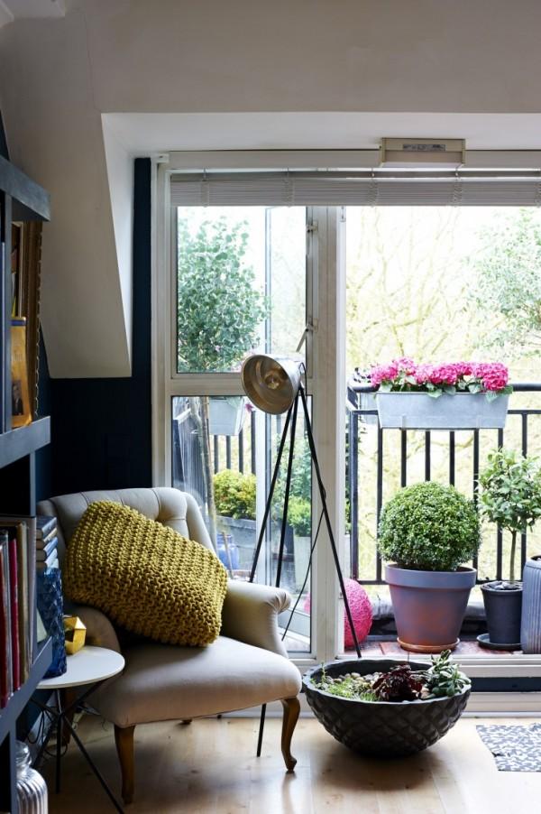 Consejos para un jardín en el balcón 1