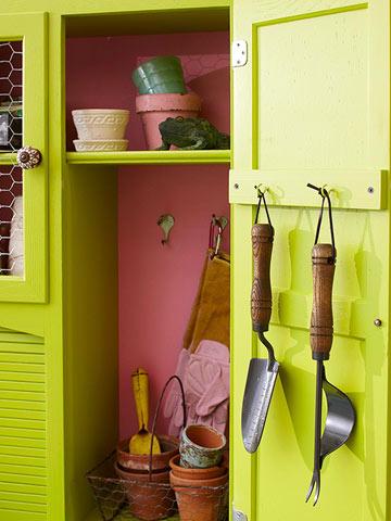Armario DIY para almacenaje de herramientas 2