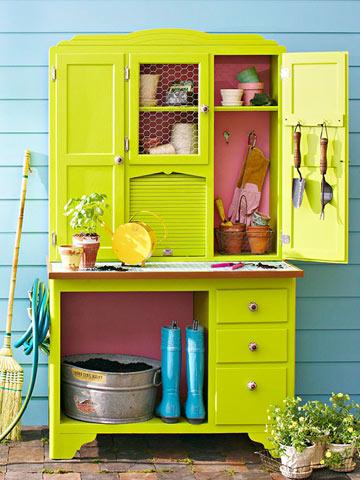 Armario DIY para almacenaje de herramientas 4