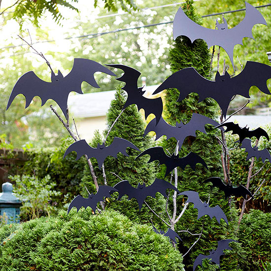 Decoracion Jardin Halloween ~ Decoracion De Jardin Para Halloween