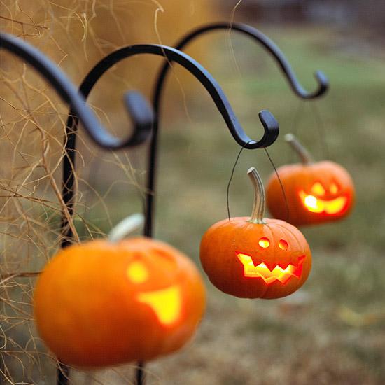 Deco jardín en halloween 7
