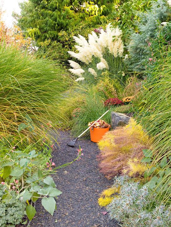 Jardín de otoño 2