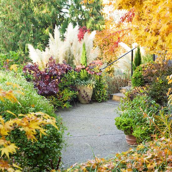 Jardín de otoño 3