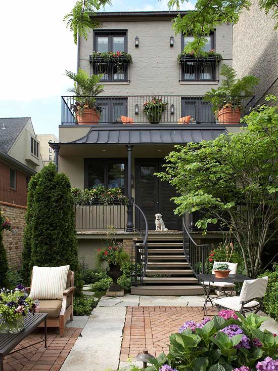 Ideas sin c sped para tu jard n for Arreglar el jardin de casa