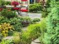 imagen Ideas sin césped para tu jardín