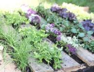 imagen Ideas DIY para reutilizar palets en el jardín