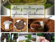 imagen 21 consejos creativos para aplicar en jardinería