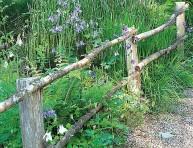 imagen El encanto de un vallado rústico