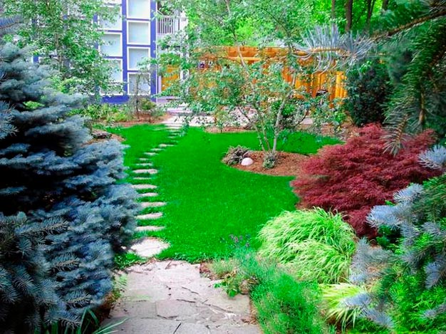 8 ideas de caminos para el jard n - Caminos para jardines ...