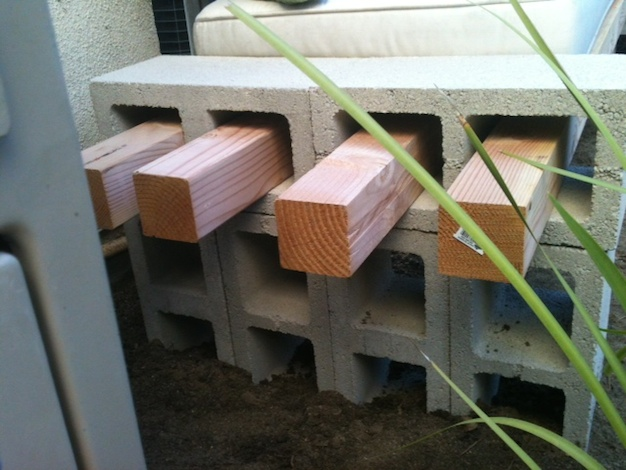 Muebles de jard n que puedes hacer tu mismo - Piedras para jardin baratas ...