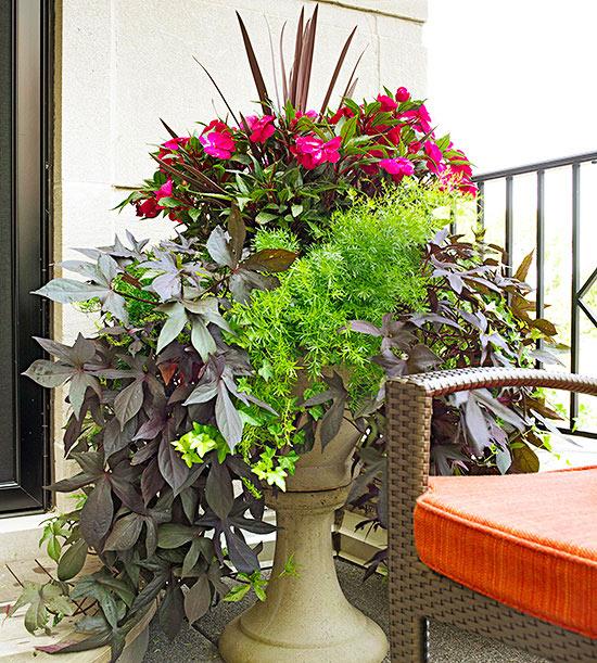 Fundamentos de dise o para las macetas de jard n for Como organizar mi jardin