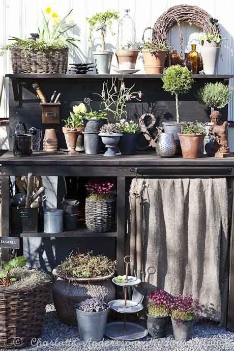Rincones para jardinería 4