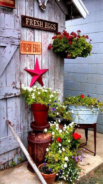 Rincones para jardinería 7