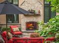 imagen 9 ideas de chimeneas para tu patio