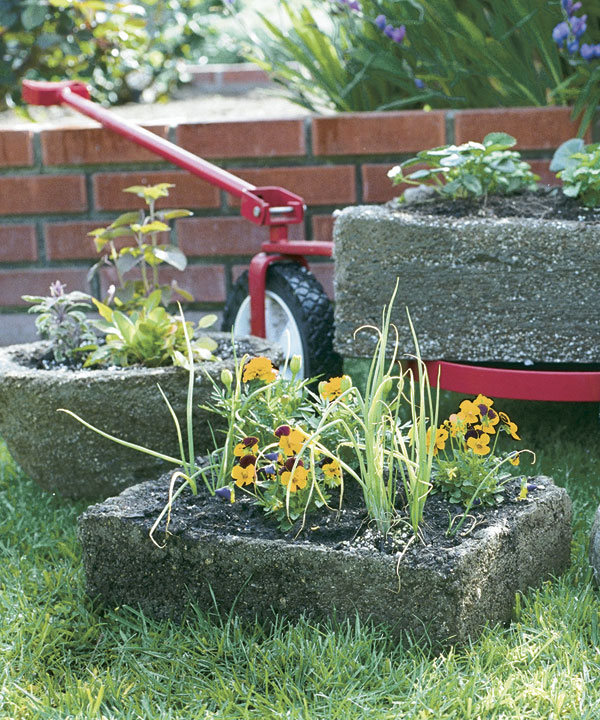 Cmo hacer jardineras y macetas de hypertufa