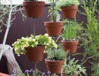 imagen Transforma tus macetas en un jardín vertical