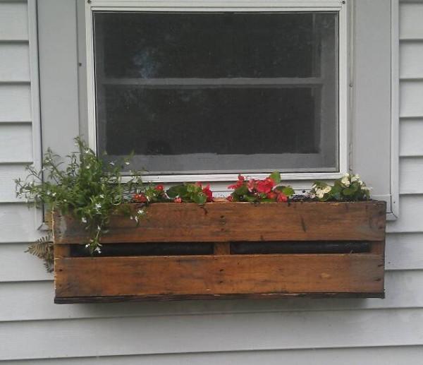 Maravillosas ideas con palets para el jard n - Ideas para el jardin ...