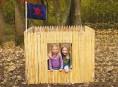 imagen Ideas para que los niños jueguen en el jardín