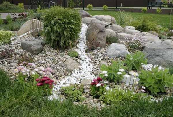 Ideas y consejos para crear jardines de rocas