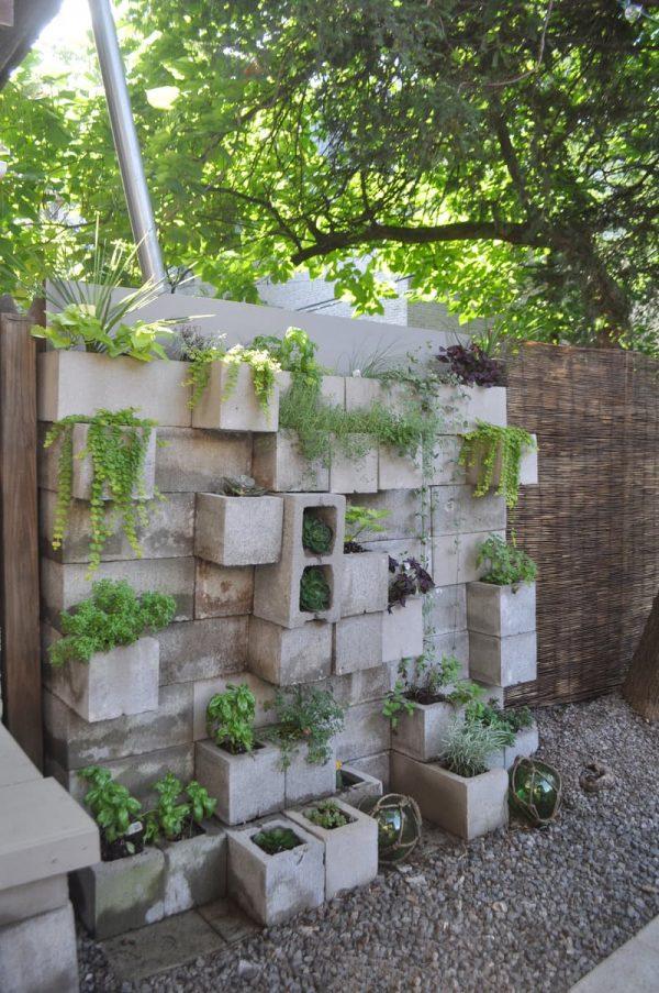 Propuestas para crear un jard n vertical for Proyecto jardineria
