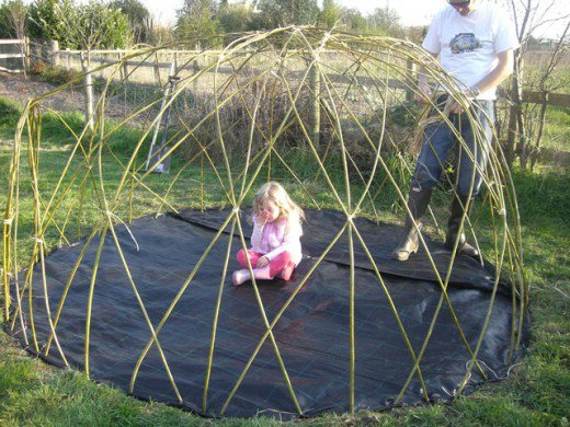 How to build a playhouse natural 7