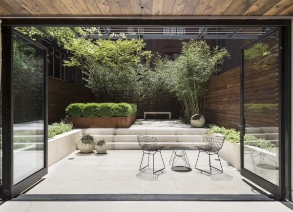 Tips to make your garden appear larger 13