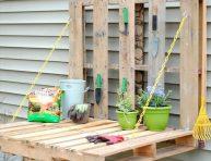 imagen Ideas DIY de almacenamiento para el jardín