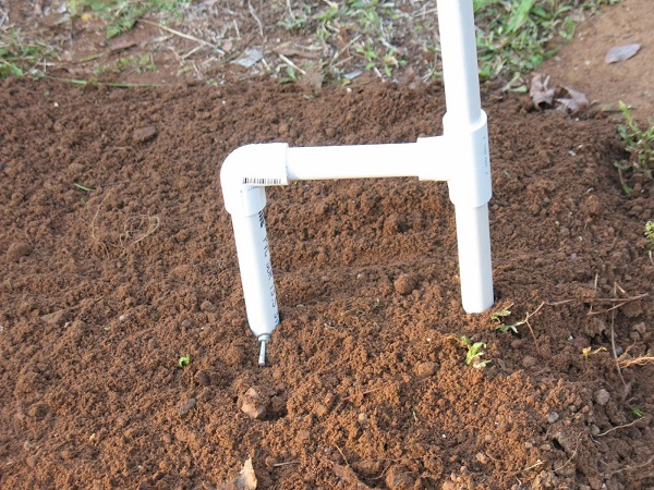 How to make a planter for large seed 5