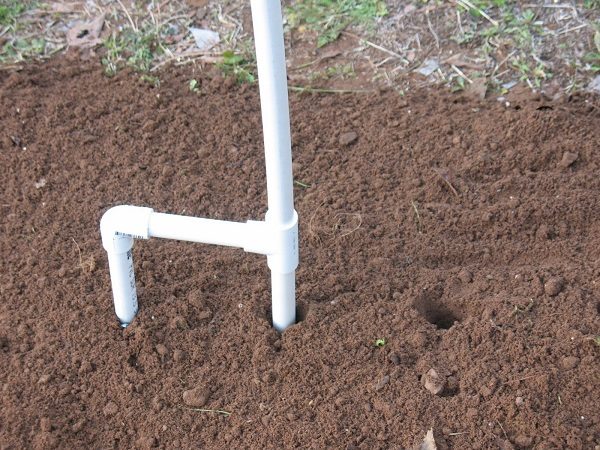 How to make a planter for large seed 8