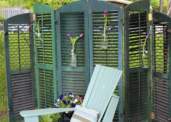 Improvement easily in the privacy of your garden 2
