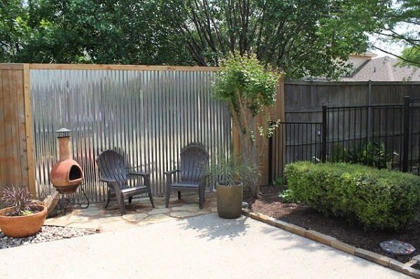 Improvement easily in the privacy of your garden 9