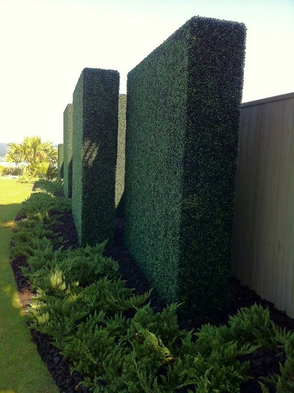 Improvement easily in the privacy of your garden 19