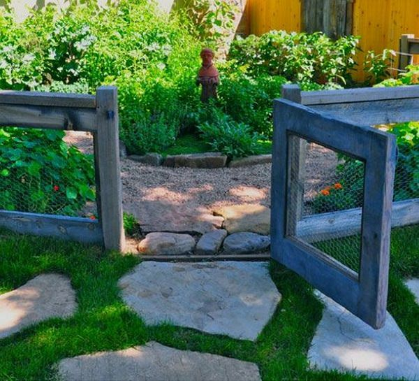 Improvement easily in the privacy of your garden 23