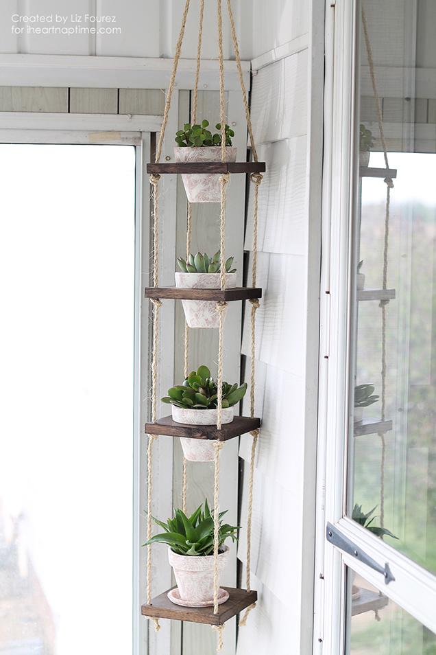 Construye Un Jard N Vertical Colgante Gu A De Jardiner A