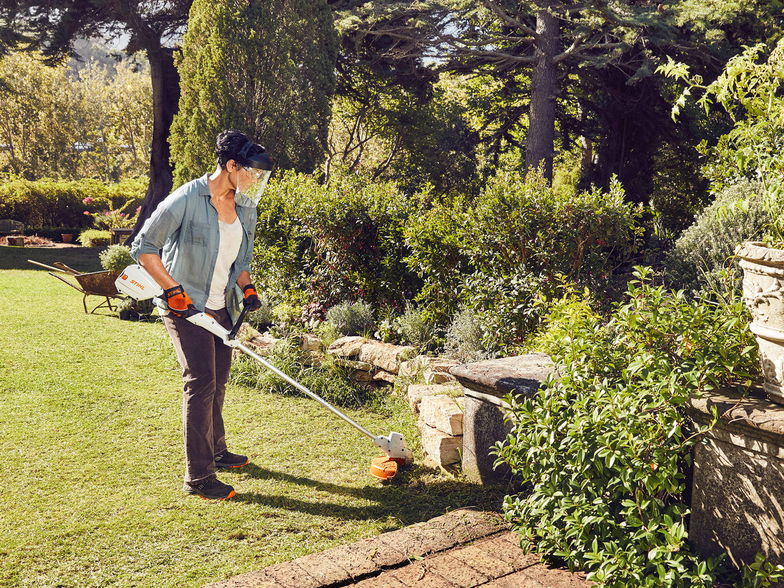 Keep your garden beautiful all the year was never so easy 14