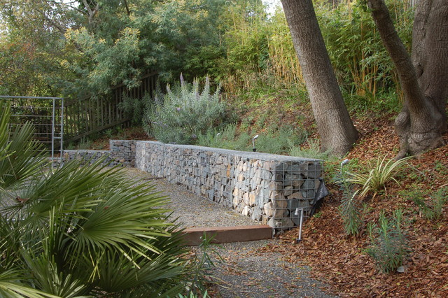 Walls of gabions, what they are and how to use them 1