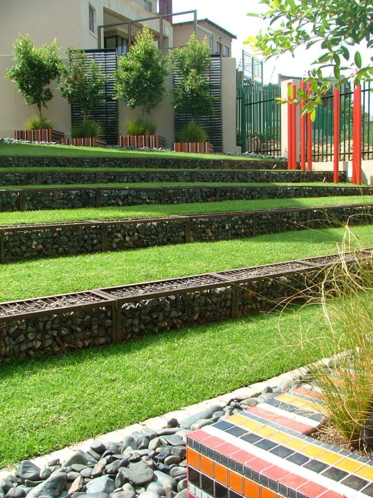 Walls of gabions, what they are and how to use them 3