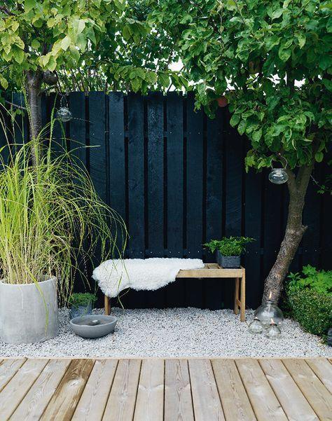 10 formas de usar grava en el jardín32