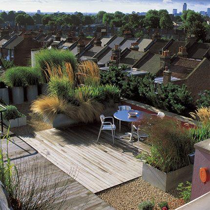 10 formas de usar grava en el jardín45