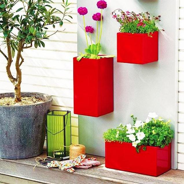 25 ideas creativas para dise ar un jard n vertical for Ideas para disenar un jardin