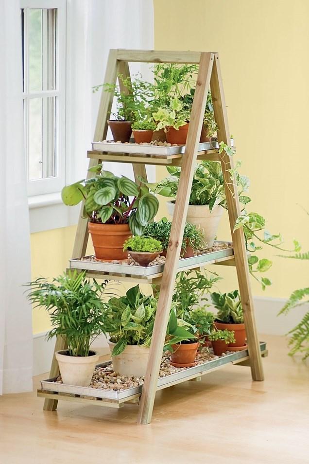 25 ideas creativas para dise ar un jard n vertical - Ideas para disenar un jardin ...