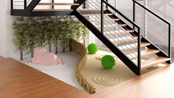6 maneras de usar plantas para decorar el interior for Plantas para patio interior